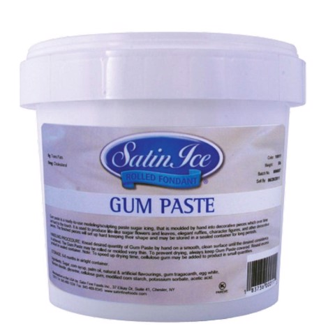 Gum paste Satin Ice 2Lbs