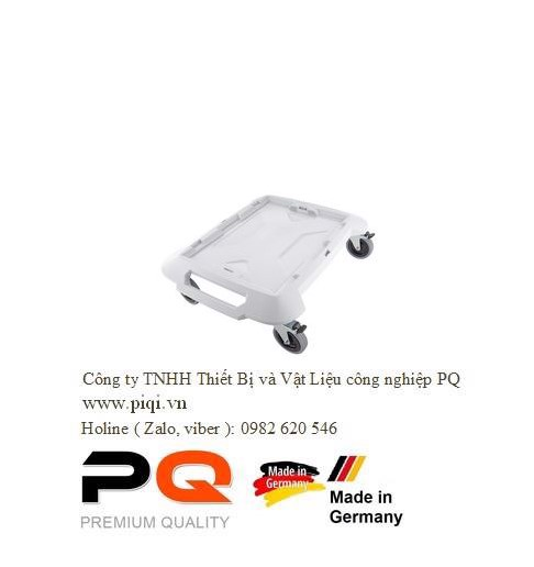 Xe đẩy PQ Flex RW L-BOXX. Made In Germany. Code 3.000.400.419400