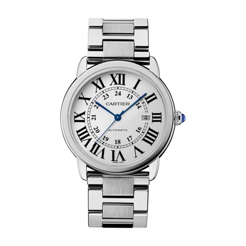 Cartier Ronde Solo De Cartier 42mm Steel