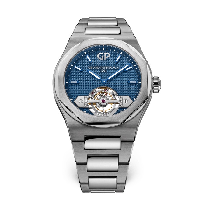 Girard Perregaux Laureato Tourbillon 43mm 99115-21-431-21A