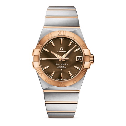 Omega Constellation Gent's Collection 123.20.38.21.13.001