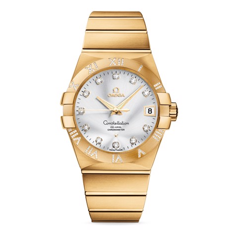 Omega Constellation Gent's Collection 123.55.38.21.52.008