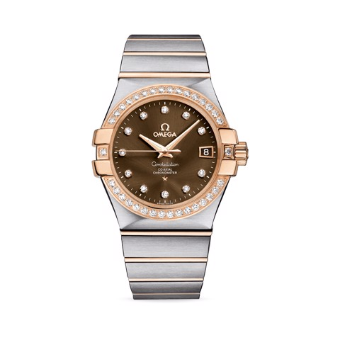 Omega Constellation Gent's Collection 123.25.35.20.63.001