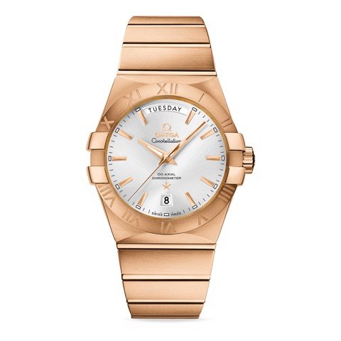Omega Constellation Gent's Collection 123.50.38.22.02.001