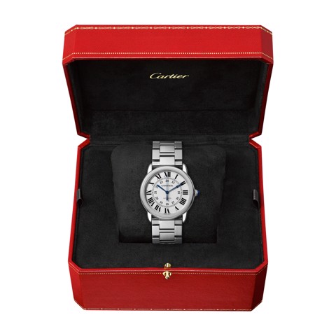 Cartier Ronde Solo De Cartier 36mm Steel