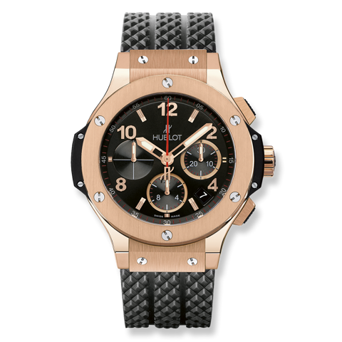 Hublot Big Bang Chronograph Gold 44mm - 41mm