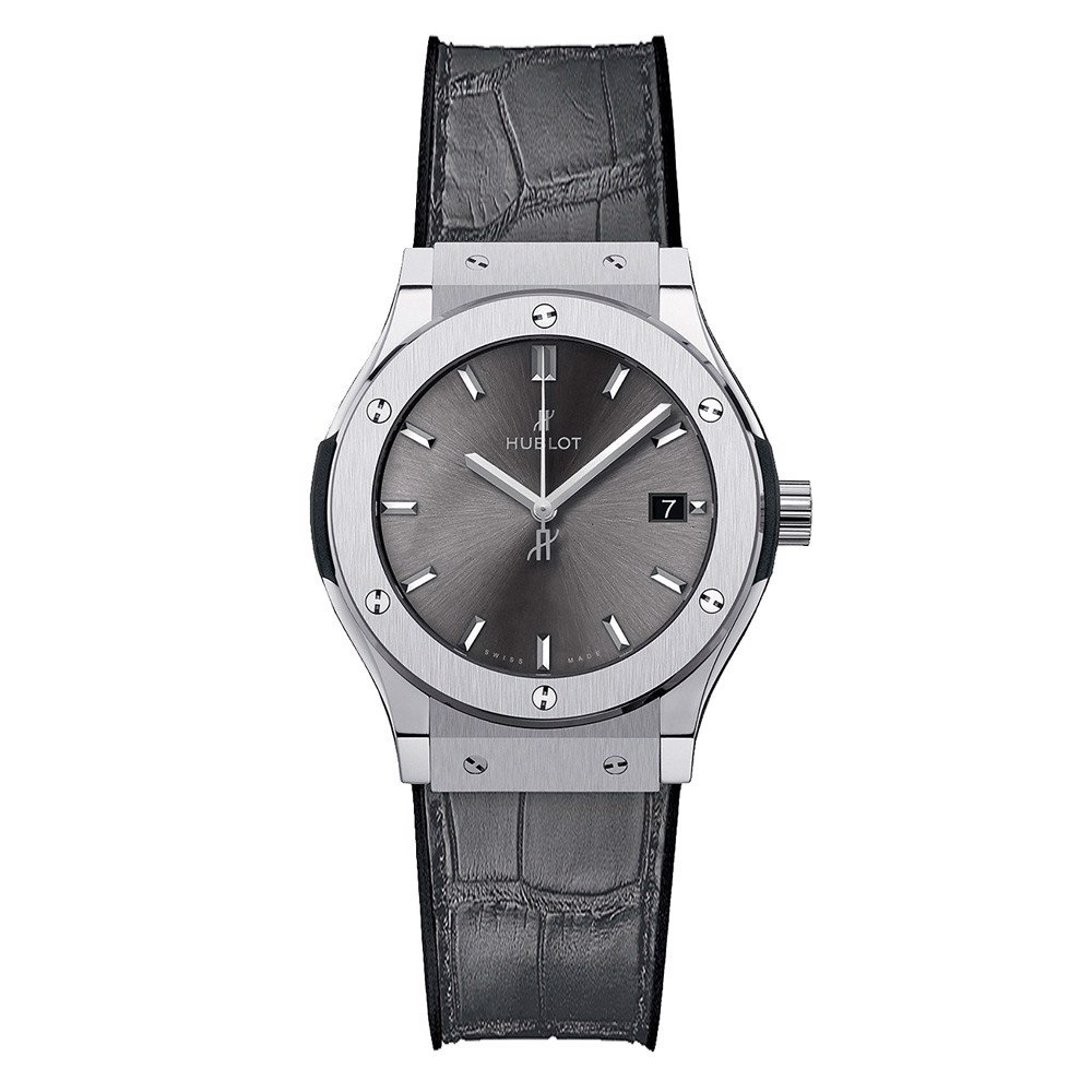 Hublot Classic Fusion Quartz Grey Titanium 33mm