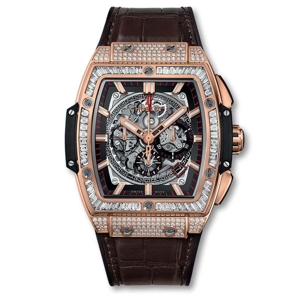 Hublot Spirit Of Big Bang Chronograph King Gold Jewellery