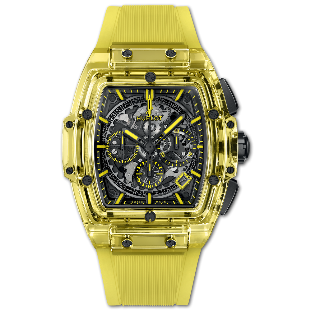 Hublot Spirit Of Big Bang Chronograph Yellow Sapphire