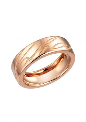 Chopard Chopardissimo Ring Rose Gold