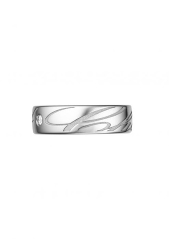 Chopard Chopardissimo Ring White Gold and Diamond