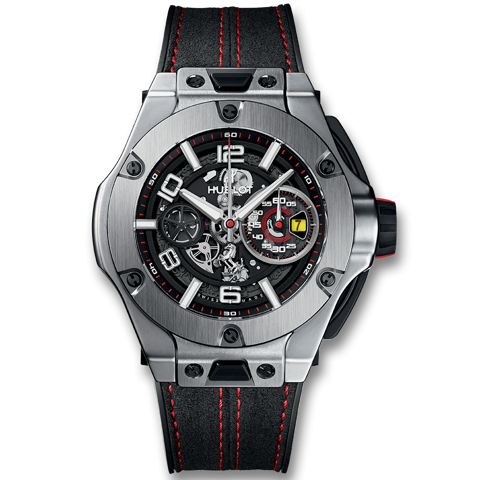 Hublot Big Bang Ferrari Unico Titanium 45mm