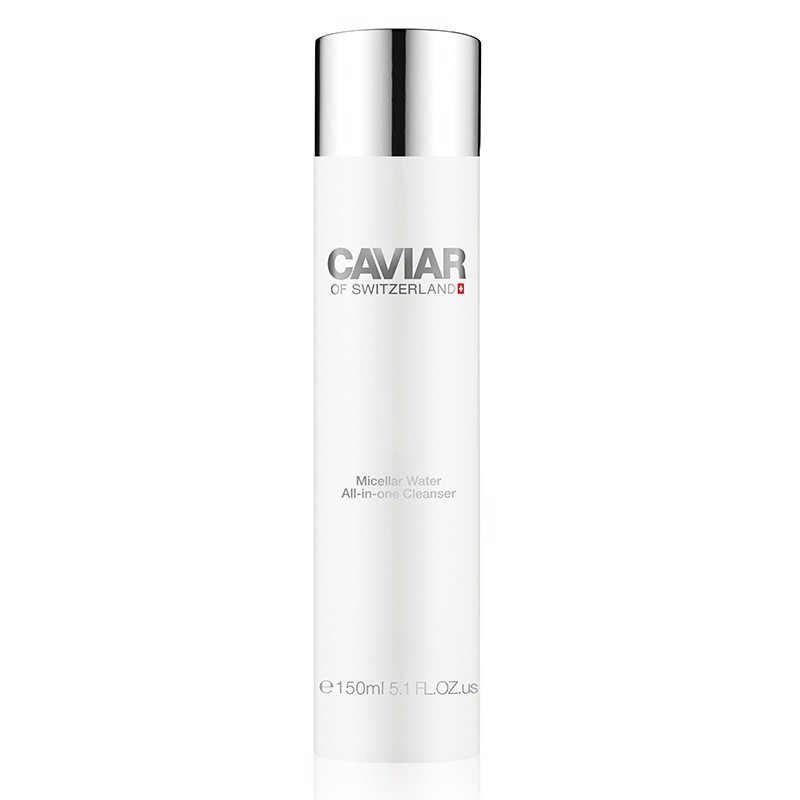 Caviar of Switzerland Micellar Water All-In-One Cleanser