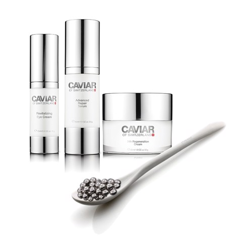 Anti-Aging Full Set Caviar From Switzerland