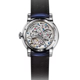 Arnold & Son Eight-Day Royal Navy Blue Dial