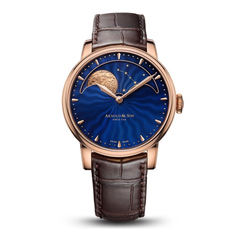 Arnold & Son Royal HM Perpetual Moon Rose Gold