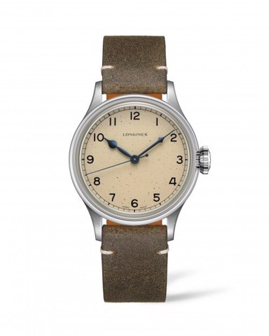 Longines Heritage Military 38mm L28194932