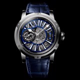 Đồng hồ nam Louis Moinet Moon Steel Limited Edition 43mm