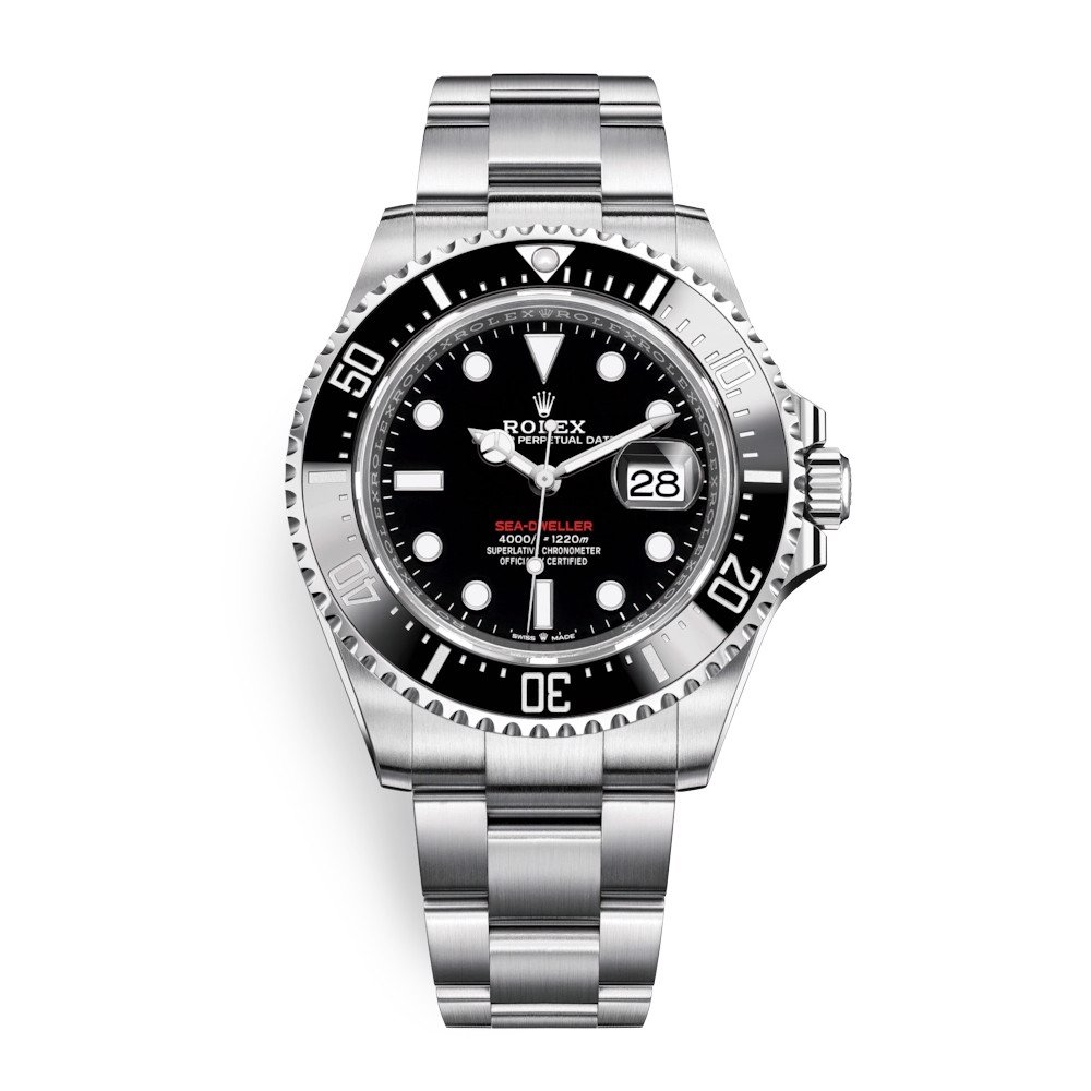 Rolex Sea Dweller 43mm 126600-0001