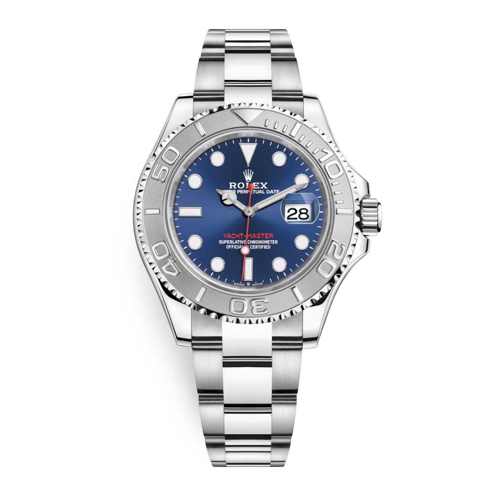 Rolex Yacht-Master 40mm Stainless Steel Blue 126622-0002