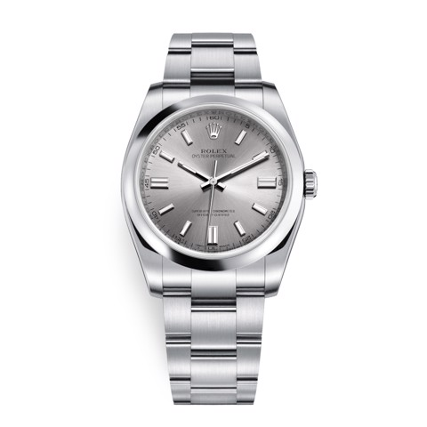 Rolex Oyster Perpetual 36mm Steel Oyster 116000-0009