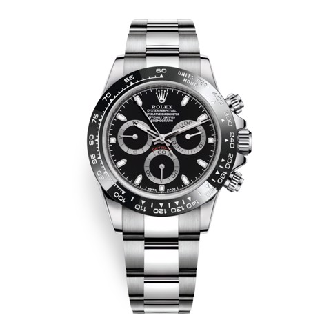 Rolex Cosmograph Daytona Stainless Steel Black 116500LN-0002