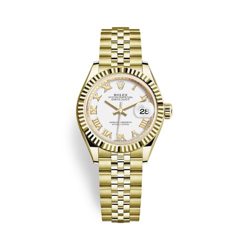 Rolex Lady Datejust 28mm Yellow Gold 279178-0030