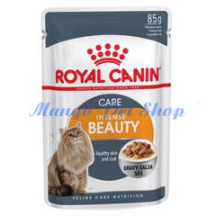 Royal Canin Care - Intense Beauty (Gravy)