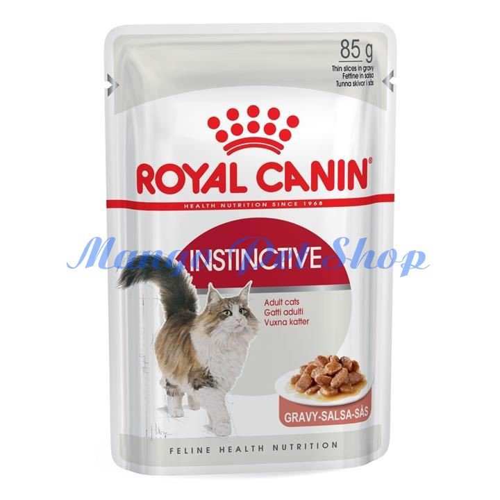 Royal Canin - Instinctive (Gravy)