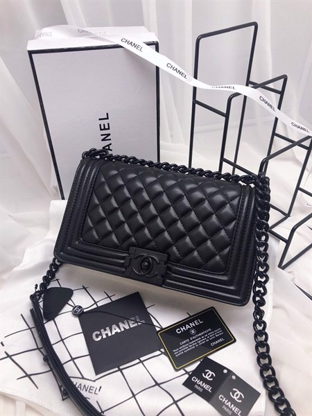 Chanel boy ô da mịn