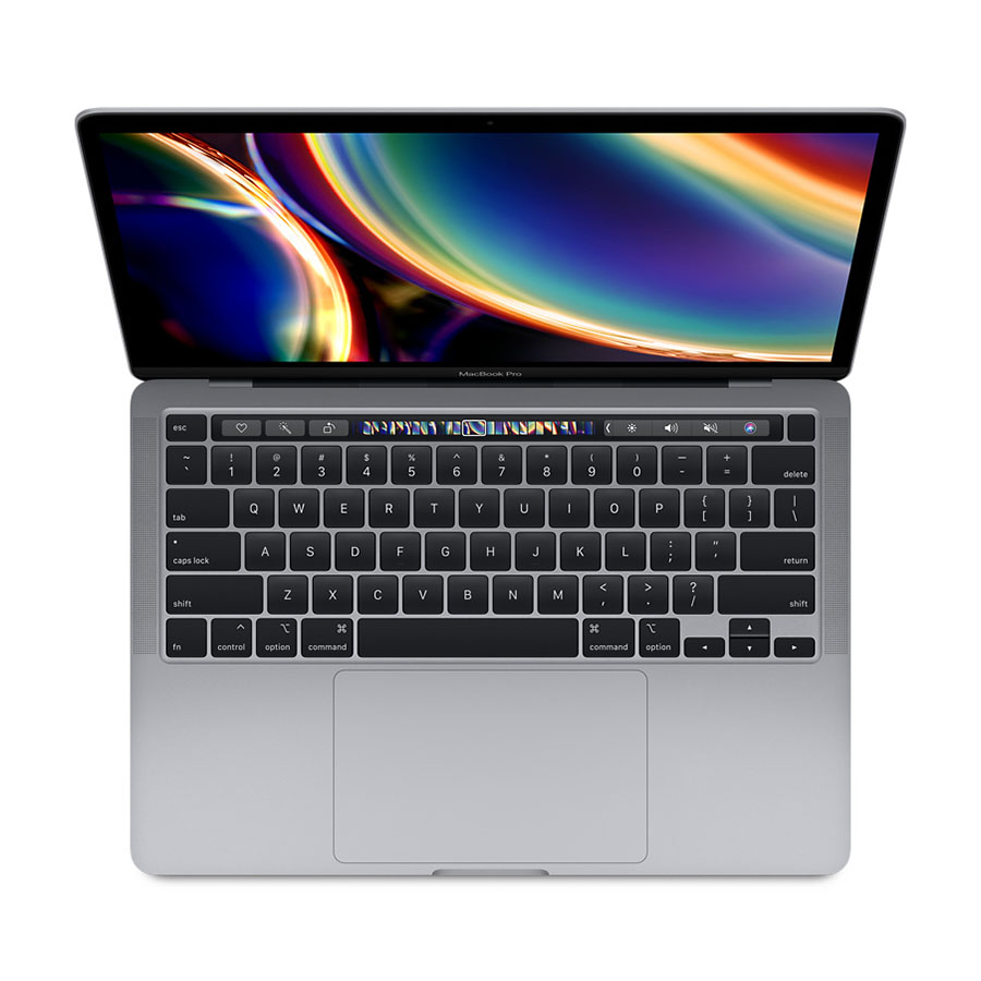MacBook Pro MXK32 13in Touch Bar 256GB Space Gray- 2020 (Hàng chính hãng)