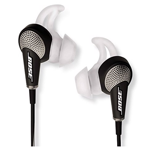 TAI NGHE CHỐNG ỒN BOSE In Ear Wired QC20i XÁM (Apple)- 362544-0010