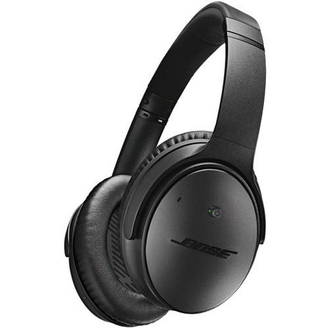 TAI NGHE CHỐNG ỒN BOSE QUIET COMFORT 25 (SP) ĐEN TRIPLE (715053-0130)