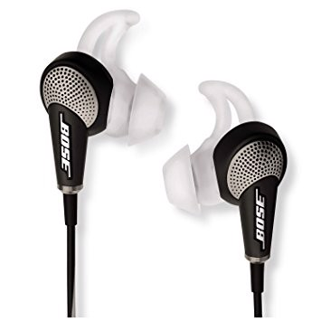 TAI NGHE CHỐNG ỒN BOSE In Ear Wired  QC20 ĐEN (Apple)- 718839-0010
