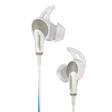 TAI NGHE CHỐNG ỒN BOSE In Ear Wired TRẮNG (Apple)- 718839-0020