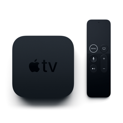 Apple TV 4k 64GB MP7P2ZP/A- Model 2017