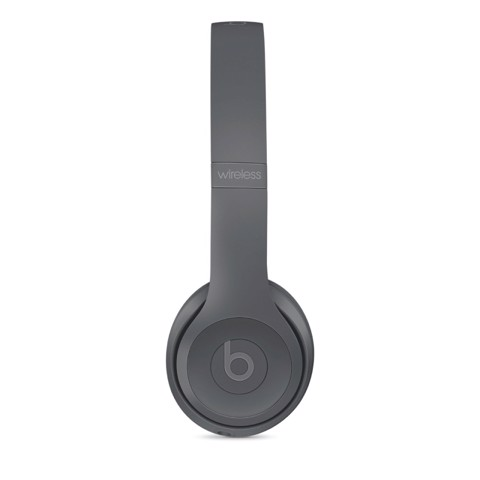 Beats solo3 wireless on-ear MPXH2 (Asphalt Gray)
