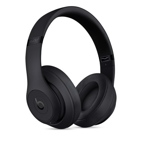 Beats Studio3 Wireless Over‑ MQ562PAA- Matte Black