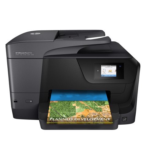 HP OfficeJet Pro 8710 All-in-One Printer D9L18A
