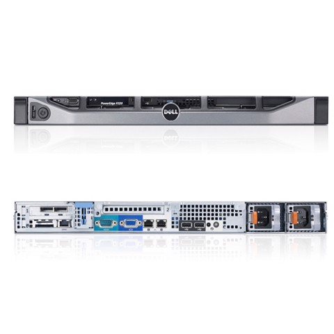 Server PowerEdge R230 - Chassis with up to 4, 3.5