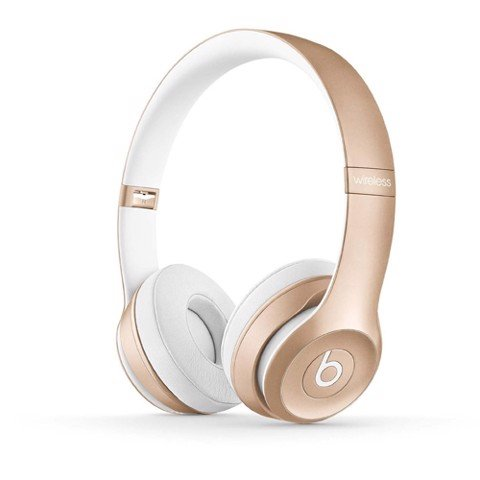 Beats solo3 wireless on-ear MNER2PA/A (Gold)