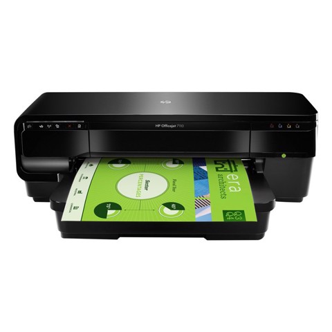 HP OJ 7110 Wide Format ePrinter CR768A
