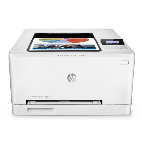 HP LaserJet Pro 200 Color M252n Printer B4A21A