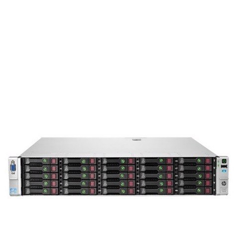 HP ProLiant DL380 Gen9 E5-2620v4 2.1GHz 1P 8C 16GB, 8SFF (719064-B21)