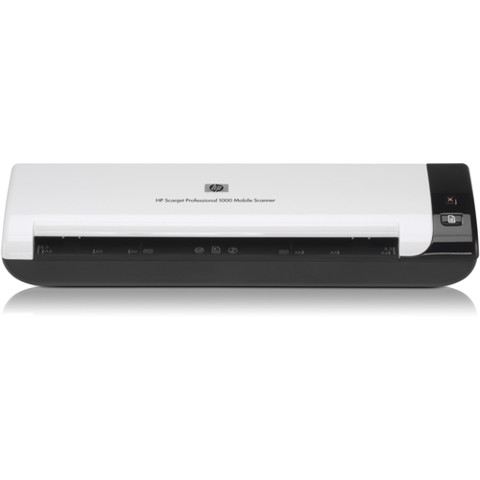 HP Scanjet 1000 Mobile Shtfd Scanner L2722A