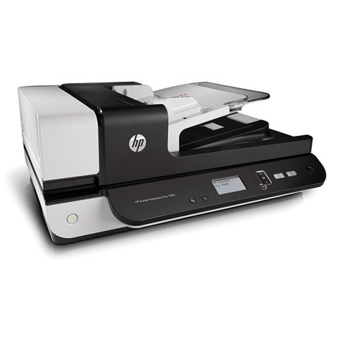 HP Scanjet Ent Flow 7500 Flatbed Scanner L2725B