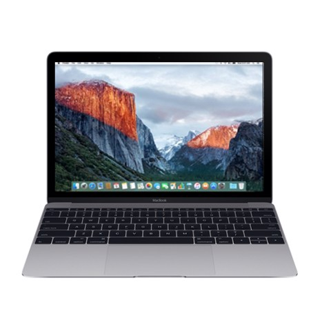 The New MacBook Retina 2016 MLH82 12 inches Xám