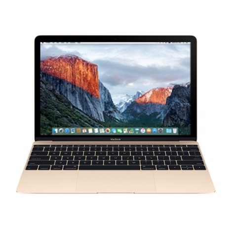The New MacBook Retina 2016 MLHE2 12 inches Vàng