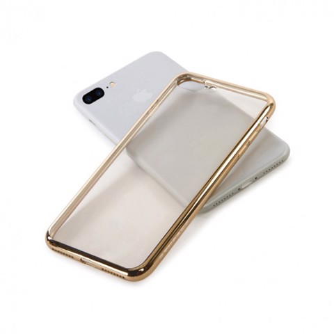 Ốp lưng Tucano silicon iphone 7 plus- IPH75DOU-GL (Gold)