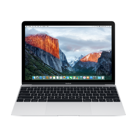 The New MacBook Retina 2016 MLHA2 12 inches Bạc